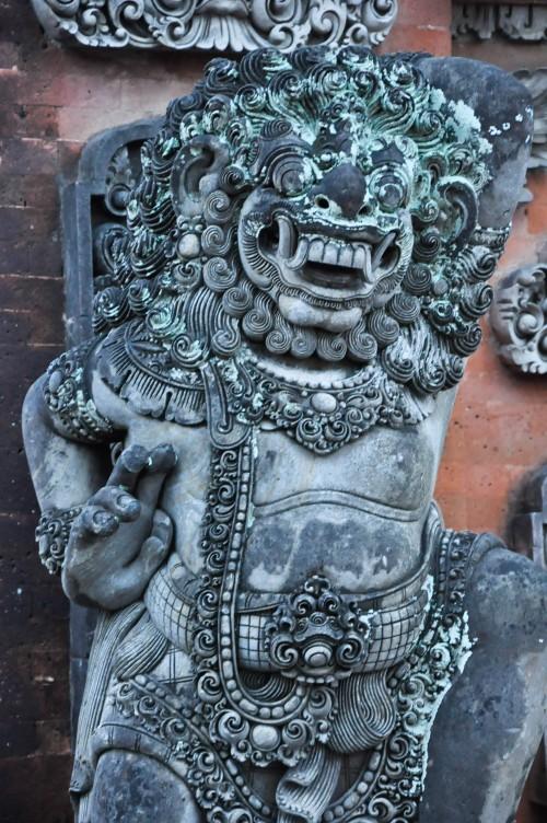Dancing Temple Guardian