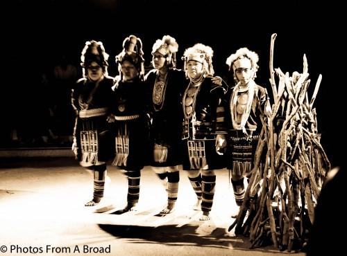Khantoke Dancers 2