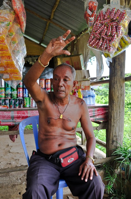 Khmer Rouge Surivor